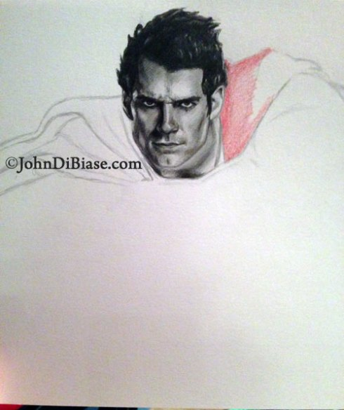 Superman-2-by-John-DiBiase