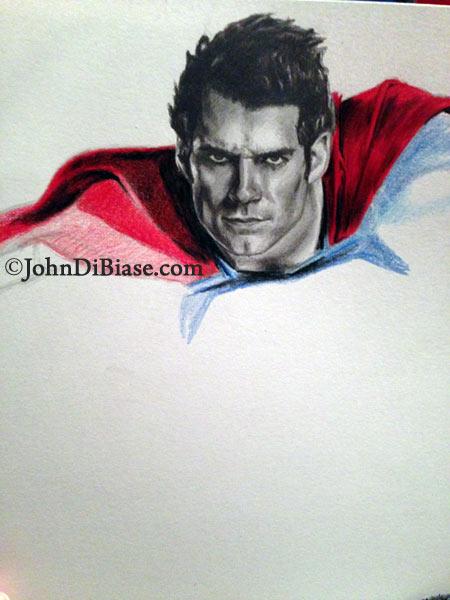 Superman-3-by-John-DiBiase