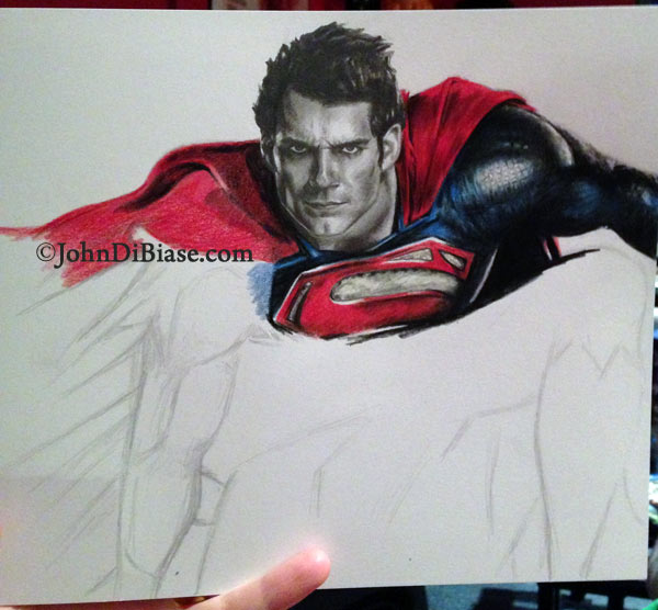 Superman-5-by-John-DiBiase