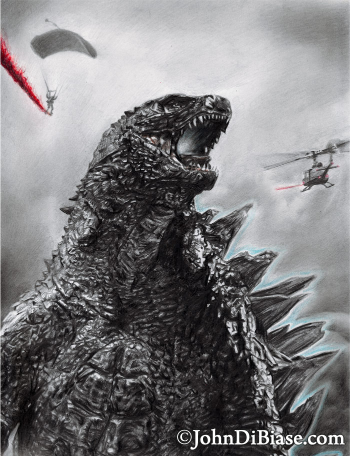 king helicopter with Godzilla 2014 Colored Pencil Graphite Drawing on Godzilla 2014 Colored Pencil Graphite Drawing together with 28 Cherno further King Kong  1976 film moreover Yoshis New Island 3ds Artwork together with GodzillaCirclejerk.