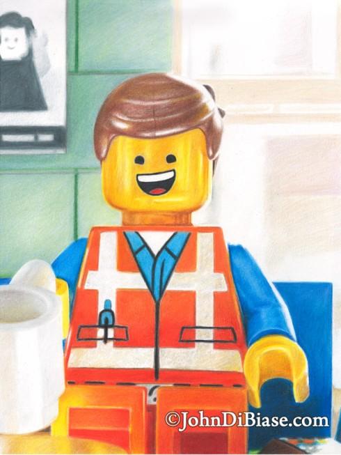 LEGO-Emmett