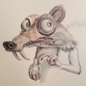 scrat unfinished