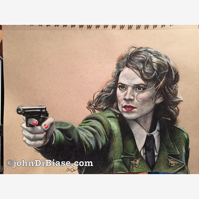 agent carter instagram